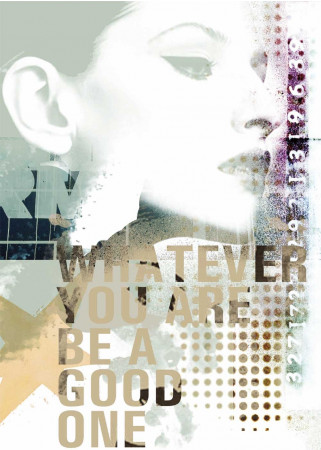 Plakat - Whatever you are