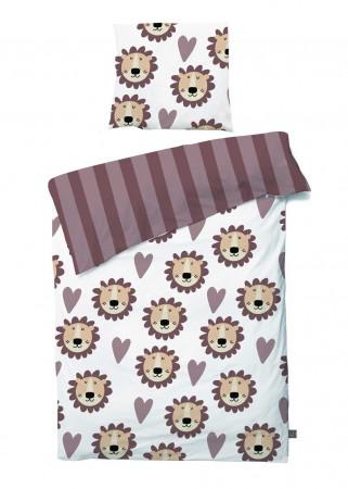 Baby sengetøj: Mrs. Lion