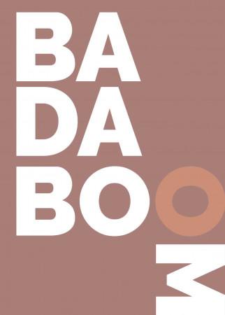 Badaboom Rosa
