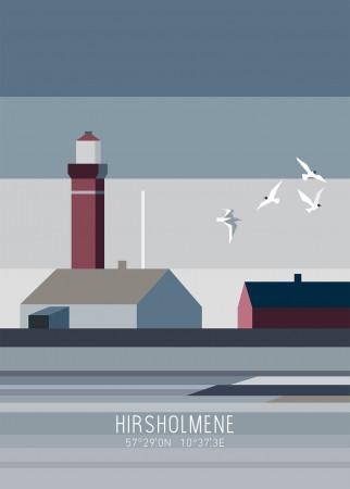 Danmark dejligst, Hirsholmene