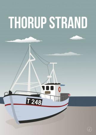 Plakat - Thorup Strand