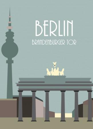 Wonderful Capitals, Berlin