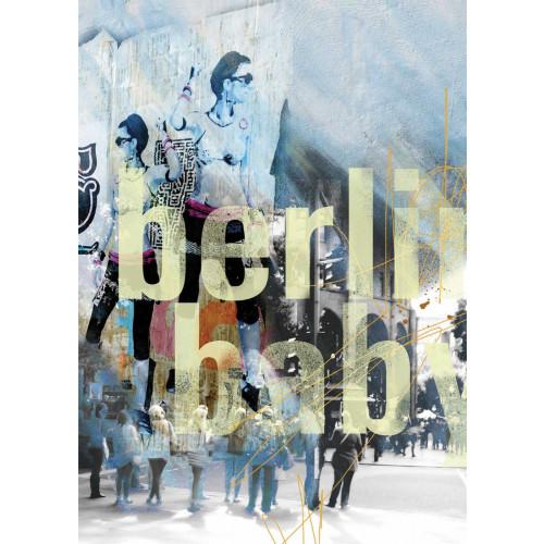 Plakat - Berlin Baby
