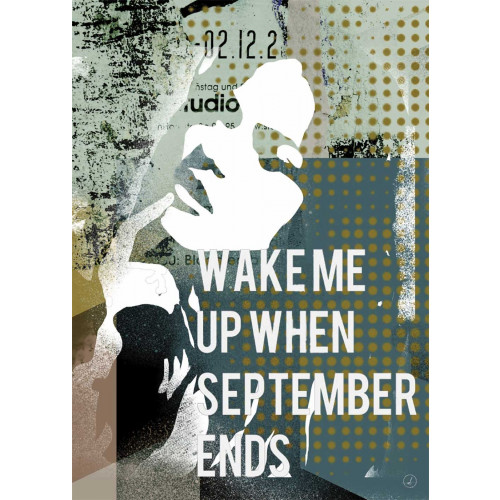 Plakat - When September ends
