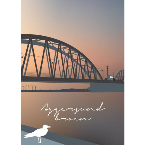 Aggersundbroen, Danmark Dejligst