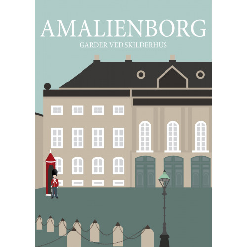 Amalienborg København