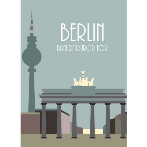 Wonderful Capitals, Berlin