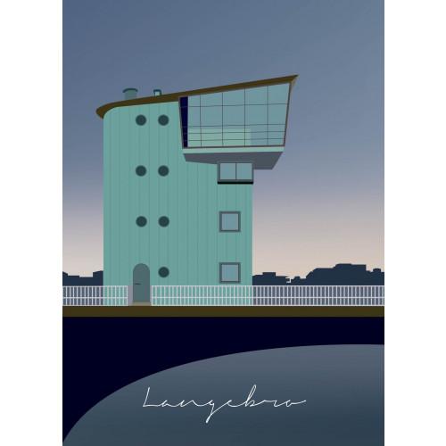 Plakat - Lange Bro