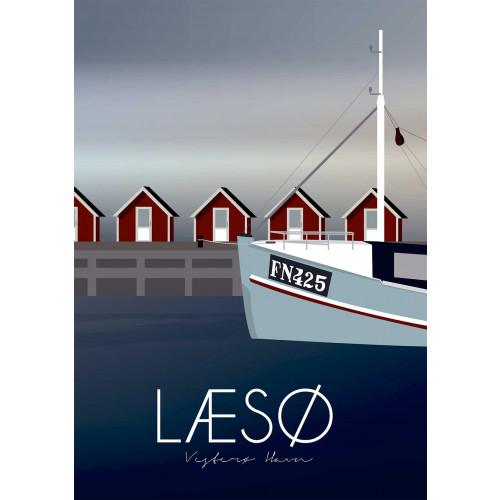 Plakat Læsø