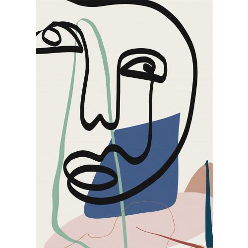 Plakat Mask