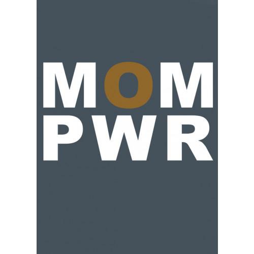Mompwr, blå